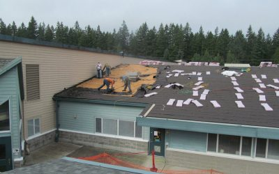 Elementary School Roof Design